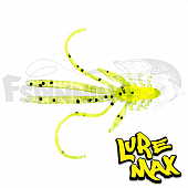 Kraken 2.5'' Мягкие приманки LureMax Kraken 2.5'' #002 Lime pepper (10 шт в уп)
