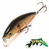 Mustang Minnow 60 MG-002A Воблер Strike Pro Mustang Minnow 60 5,8gr MG-002A#613T