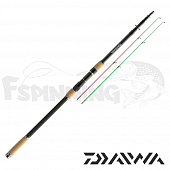 Black Widow Feeder Фидер Daiwa Black Widow Tele Feeder 3.3m/100gr BWF330TMHQ-AD