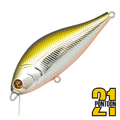 Bet-A-Shad 63SP-SR Воблер Pontoon 21 Bet-A-Shad 63SP-SR 7,7gr #R60