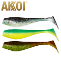 Akkoi Puffy 4.5''/115mm