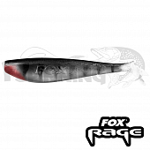Rage Zander Pro Shad 4''/100mm Мягкие приманки Fox Rage Zander Pro Shad Bulk 4''/100mm #young perch (1шт в уп)