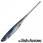 Flash J 1,5'' Slim SW Мягкие приманки Fish Arrow Flash J 1,5'' Slim SW #105 Maiwashi/Silver (5 шт в уп)