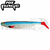 Rage Pro Shad Firetails II 5,5''/140mm Мягкие приманки Fox Rage Pro Shad Firetails II 5,5''/140mm #midnight shiner (1шт в уп)