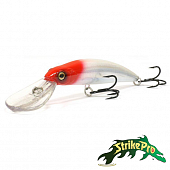 Musky Monster Deep 200CL MG-007CL Воблер Strike Pro Musky Monster Deep 200CL 118gr MG-007CL #022PPP-713