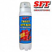 SFT Спрей аттрактант SFT Trout Attractant Salmon Egg Smell (запах икры) 150ml