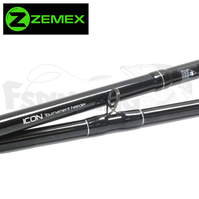Icon Tournament Feeder Фидер Zemex Icon Tournament Feeder 3.6m/75gr
