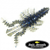 Saltwater Mosya 3'' Мягкие приманки Bait Breath Saltwater Mosya 3'' #S352 (6шт в уп)