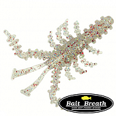 Saltwater Mosya 3'' Мягкие приманки Bait Breath Saltwater Mosya 3'' #S351 (6шт в уп)