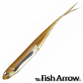 Flash J Split 3'' Мягкие приманки Fish Arrow Flash J Split 3'' #31 S Natural Wakasagi/Silver (7 шт в уп)