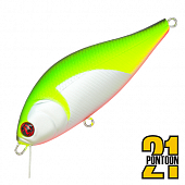 Bet-A-Shad 63SP-SR Воблер Pontoon 21 Bet-A-Shad 63SP-SR 7,7gr #R37