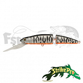 Воблер Strike Pro Mr. Wiggly TL 110 17.2gr MG-010D#A243ES - купить в Москве