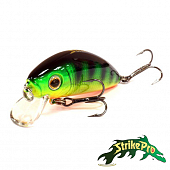Mustang Minnow 45 MG-002F Воблер Strike Pro Mustang Minnow 45 4.5gr MG-002F #A45T