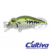 Bug Eye Bait 48F Воблер C'ultiva Bug Eye Bait BB-48F цвет 13 (6,5г) 48мм