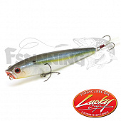 Gunfish 115 Воблер Lucky Craft Gunfish 115 19gr #186 Ghost Threadfin Shad