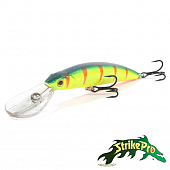 Musky Monster Deep 200CL MG-007CL Воблер Strike Pro Musky Monster Deep 200CL 118gr MG-007CL #A139FL