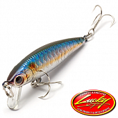 Bevy Minnow 45SP Воблер Lucky Craft Bevy Minnow 45SP 2,7gr #270 MS American Shad