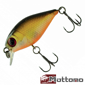 Chubber 36F Воблер Mottomo Chubber 36F 3,8gr #Gold Shiner