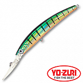 Crystal Minnow DD 90F R538 Воблер Yo-Zuri Crystal Minnow DD 90F 9,5gr R538-PC