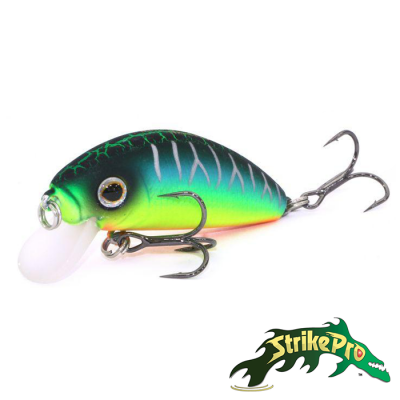 Mustang Minnow 45 MG-002F Воблер Strike Pro Mustang Minnow 45 4.5gr MG-002F #A223S-RP