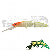 Воблер Strike Pro Mr. Wiggly TL 110 17.2gr MG-010D#A116L - купить в Москве